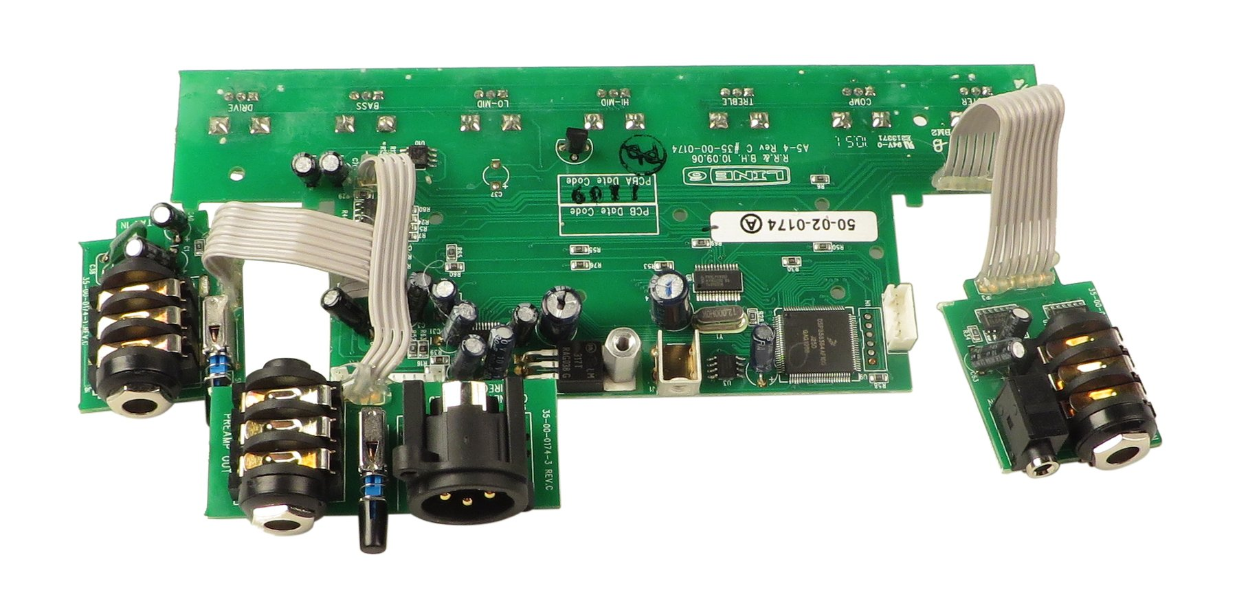 Main PCB for LowDown Studio 110