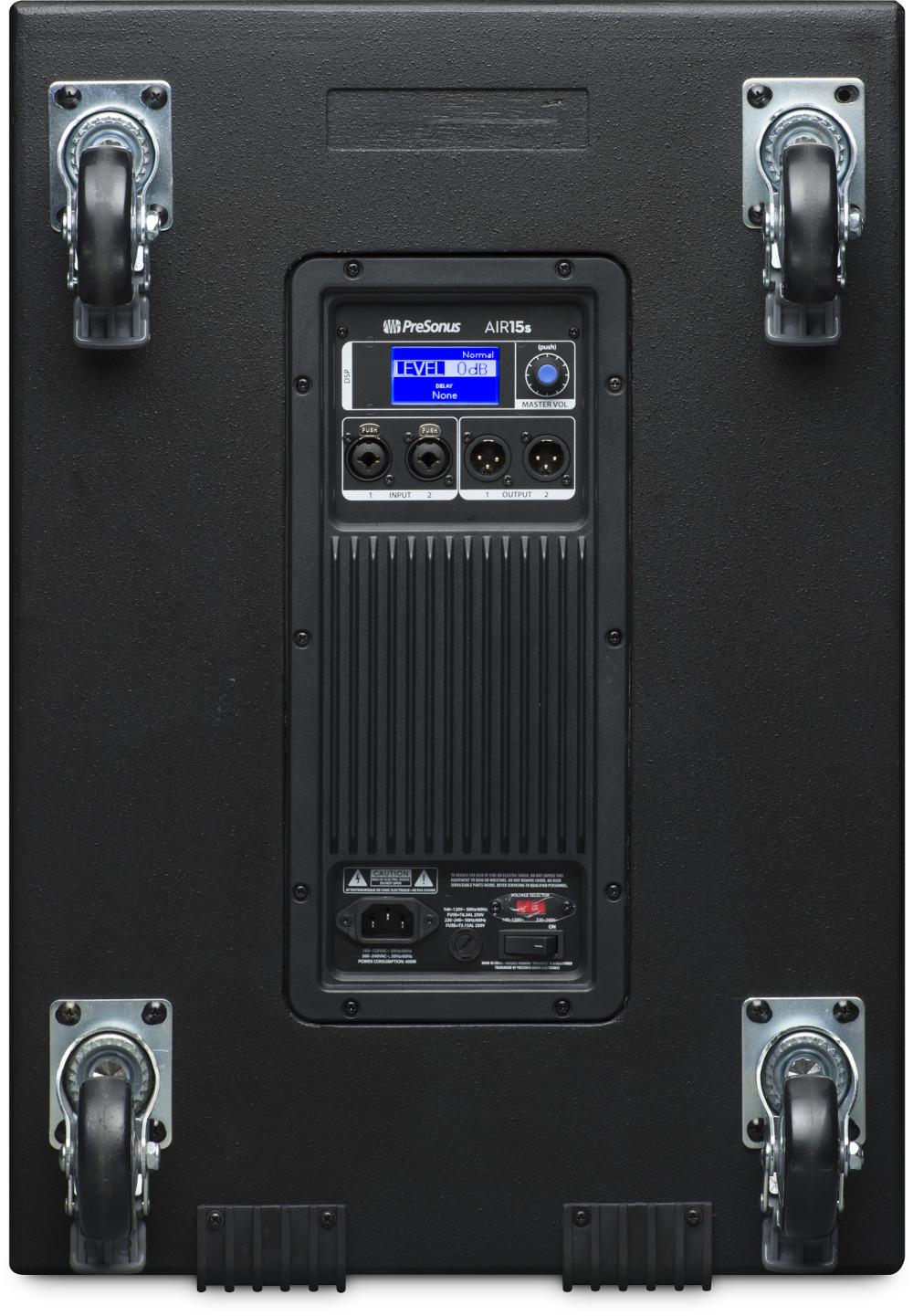 "1 x 15"" Active Sound-Reinforcement Subwoofer"