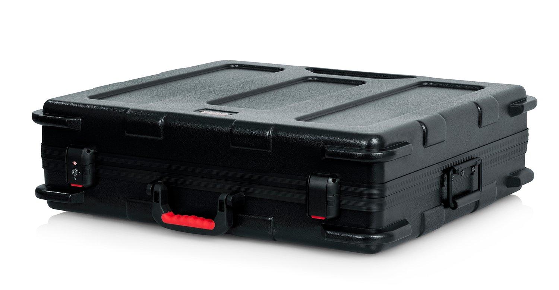 """TSA Series ATA Molded Mixer Case, 22""""x25""""x6"""""""