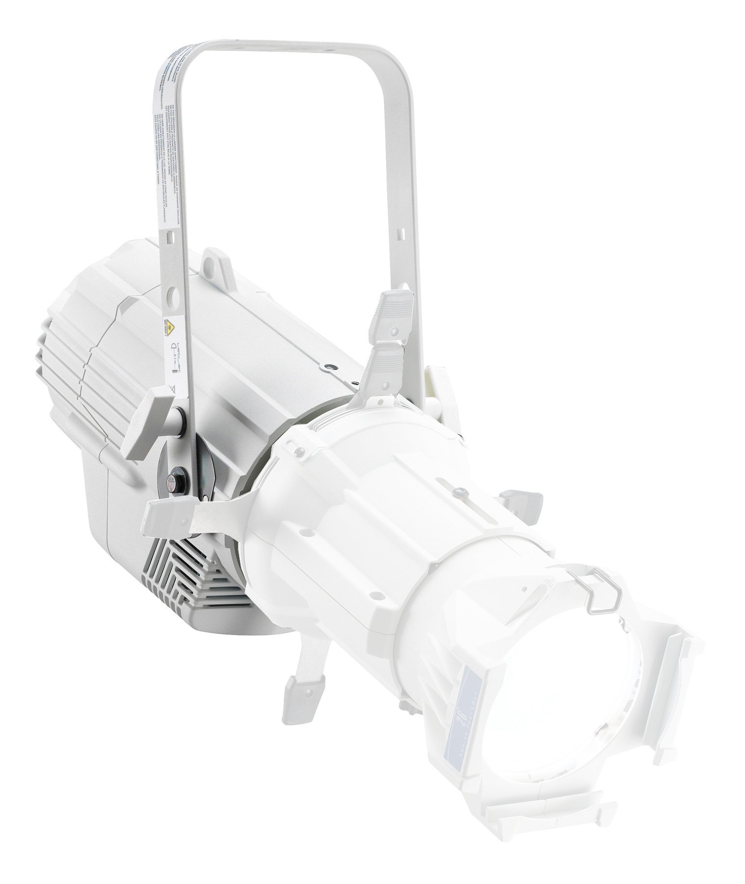 Source Four LED Daylight in White with Engine Body Only and Edison Connector