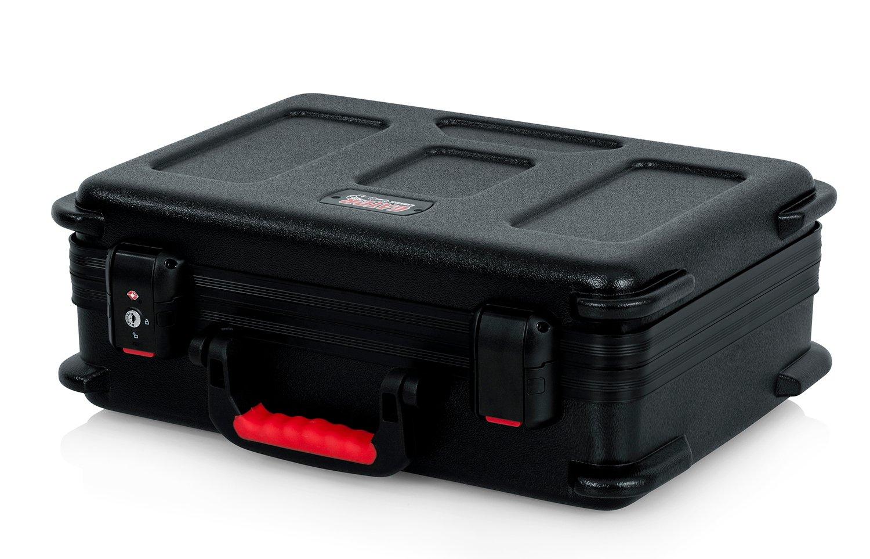 "TSA Series ATA Molded Utility Case with Diced Foam Interior, 11""x16""x5"""