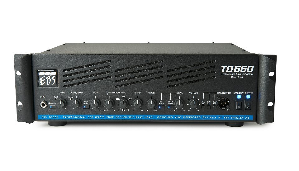 Bass Amp Head, 650 Watts