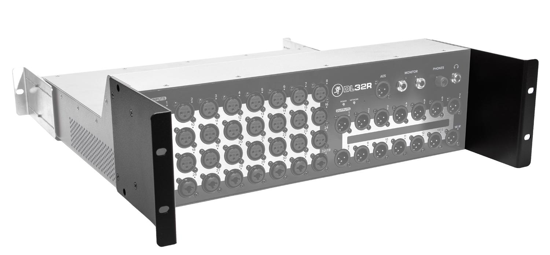 Install Rackmount Kit For DL32R