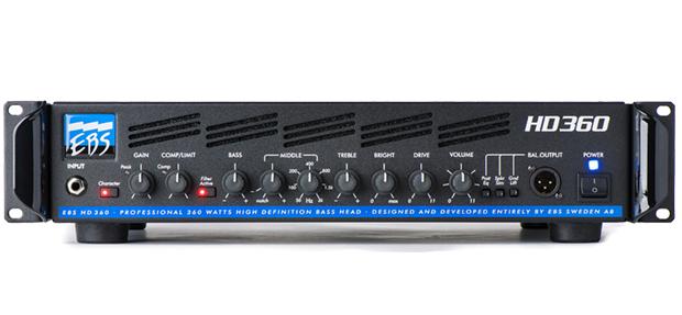 Bass Amp Head, 360 Watts