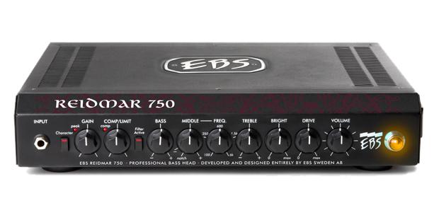 Bass Amp Head, 750 Watts