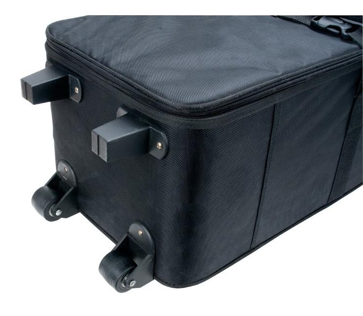 ADJ Tough Bag ISPx4 Semi-Hard Case for (4) Inno Pocket Series Fixtures Tough-Bag-ISPx4
