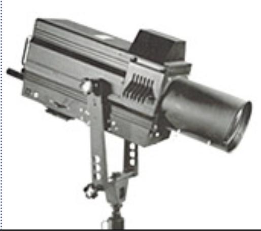Starklite Long Throw Lens Assembly