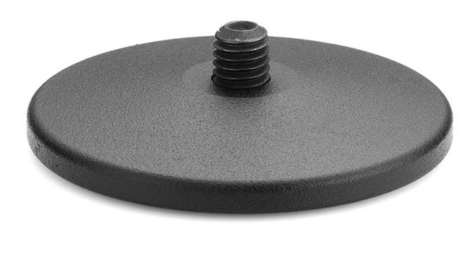 Table base for DPA microphone