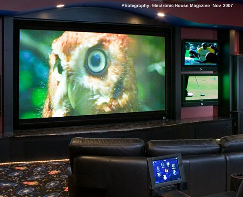 "150"" NTSC, Matt White XT1000V Projection Screen"