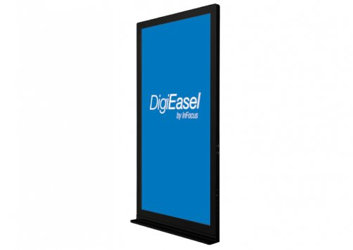 "DigiEasel 40"" Interactive Whiteboard and Display"