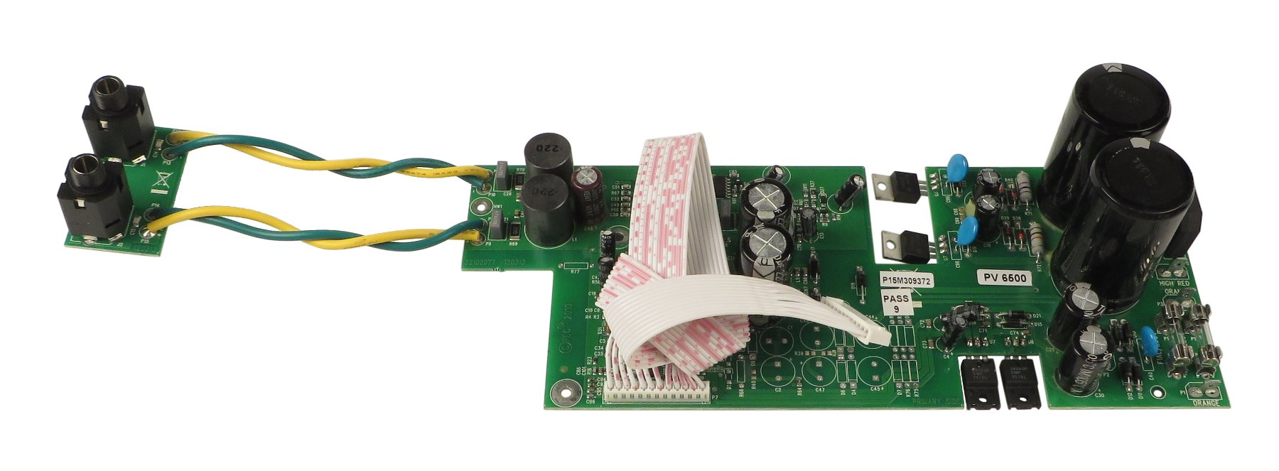 Power Amp Supply PCB Assembly for PV6500