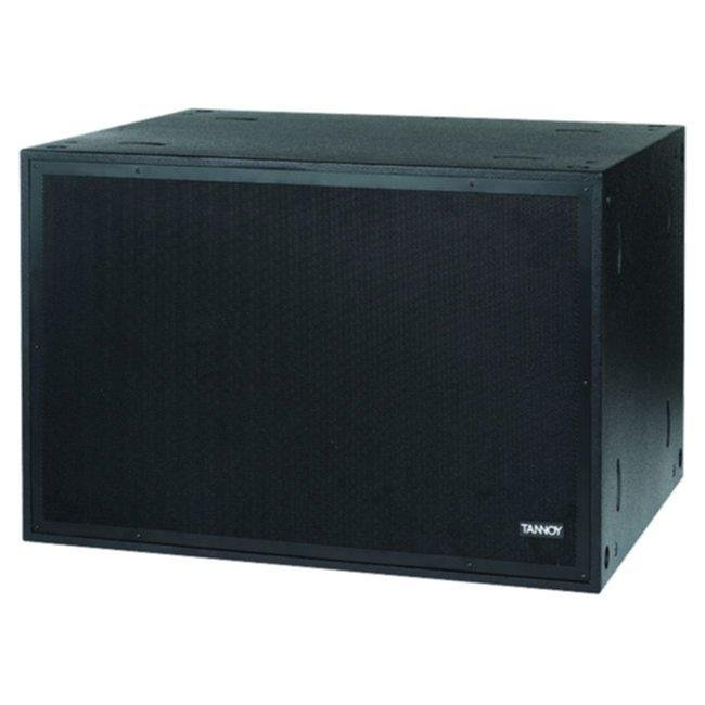 "High Power Direct Radiating 2 x 18"" Subwoofer"