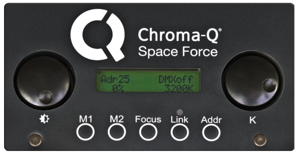 Space Force™ Variable LED with Bridle and LumenRadio