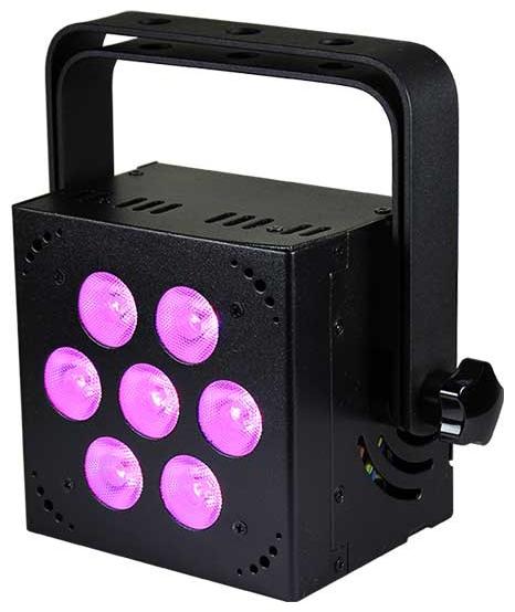 Quad Color LED Fixture