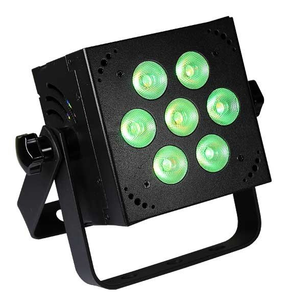 Quad Color LED Fixture