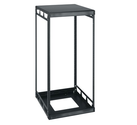 "Slim-5 Rack (21 Space, 36"" Tall, 26"" Deep)"