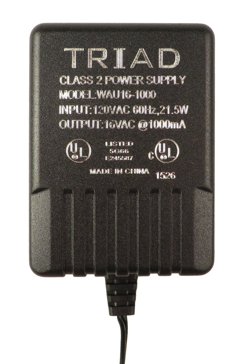 AC Adaptor for Non USB PV-6, PV-8, and CD Mix 9072A
