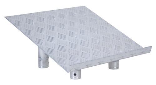 Diamond Top Plate for Lectern
