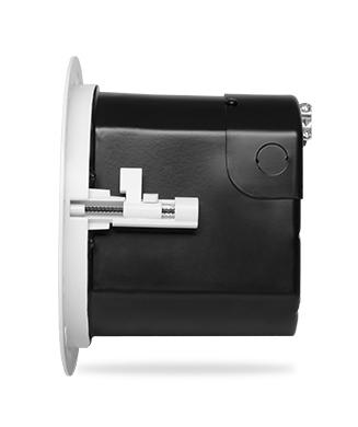 Ceiling Speaker, 70/100V, White, Sold In Pairs