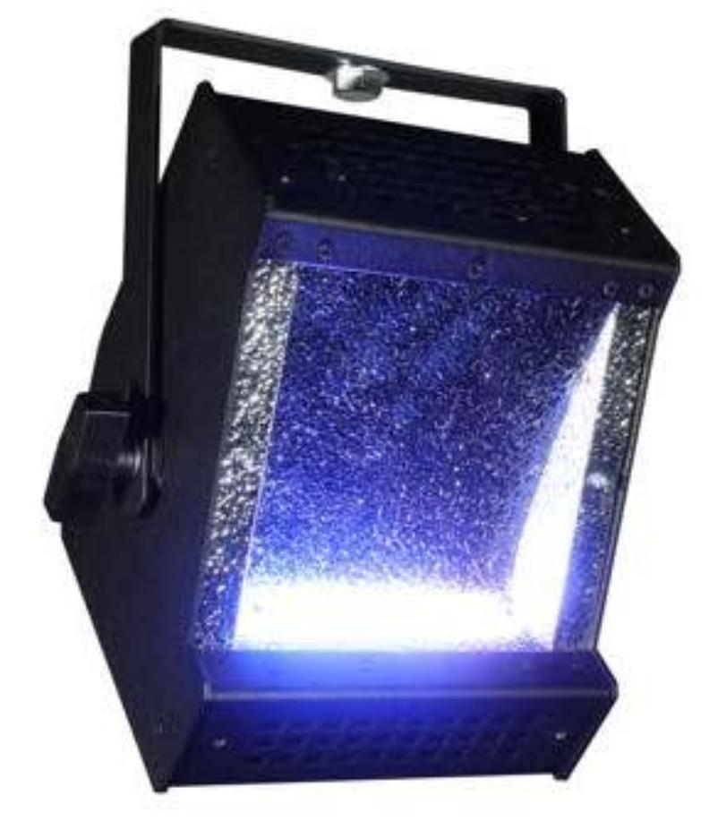 50W Black LED Cyc, Spectra