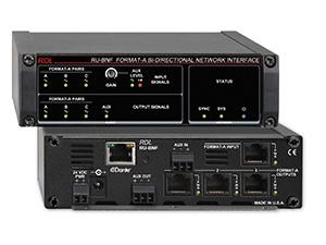 Format-A Bi-Directional Network Interface