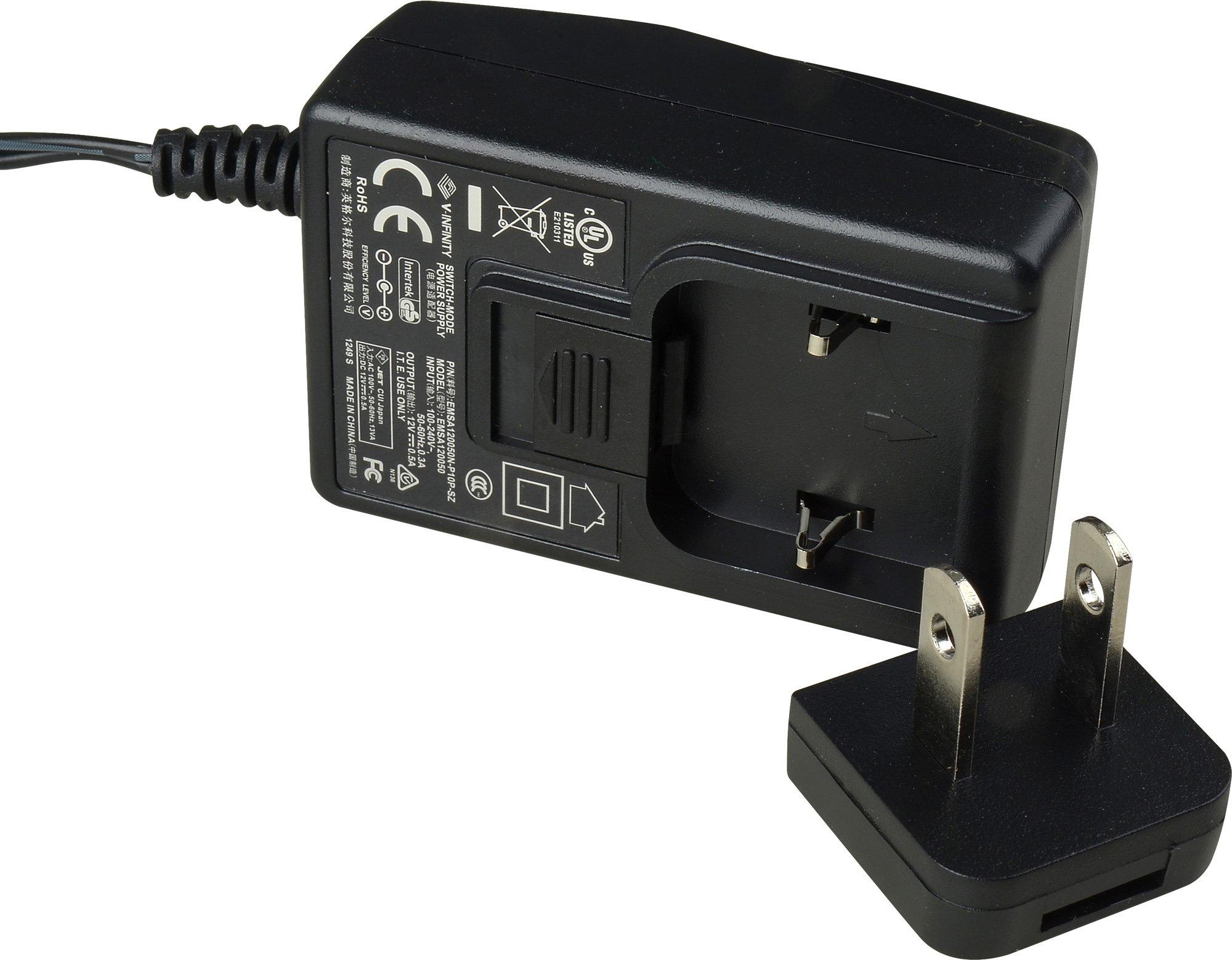 Fiber Optic Converter / Extender & 1000 Foot Tactical Fiber Cable Reel
