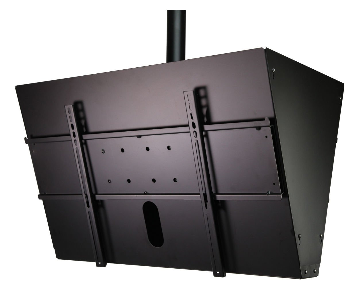 Back to Back Ceiling Mount with Media Player Storage