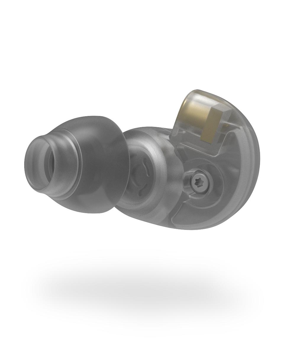 Professional In-Ear Monitors With Custom 8.5 mm Titanium Micro Drivers