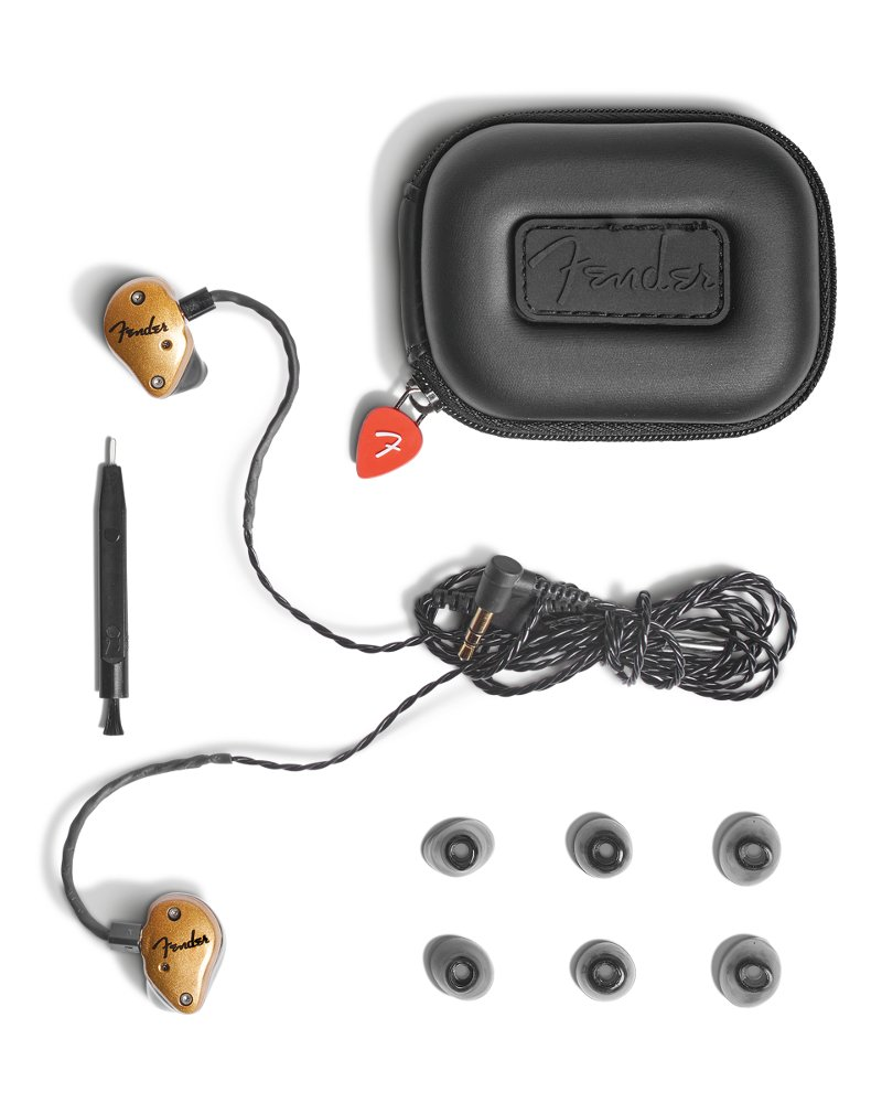 Pro In-Ear Monitors With Custom Drivers