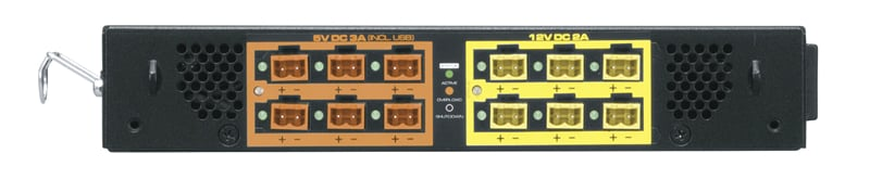 45W Multi-Mount Universal DC Power Distribution for Small to Medium Devices