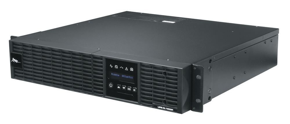 2RU, 1500VA UPS Backup Power System