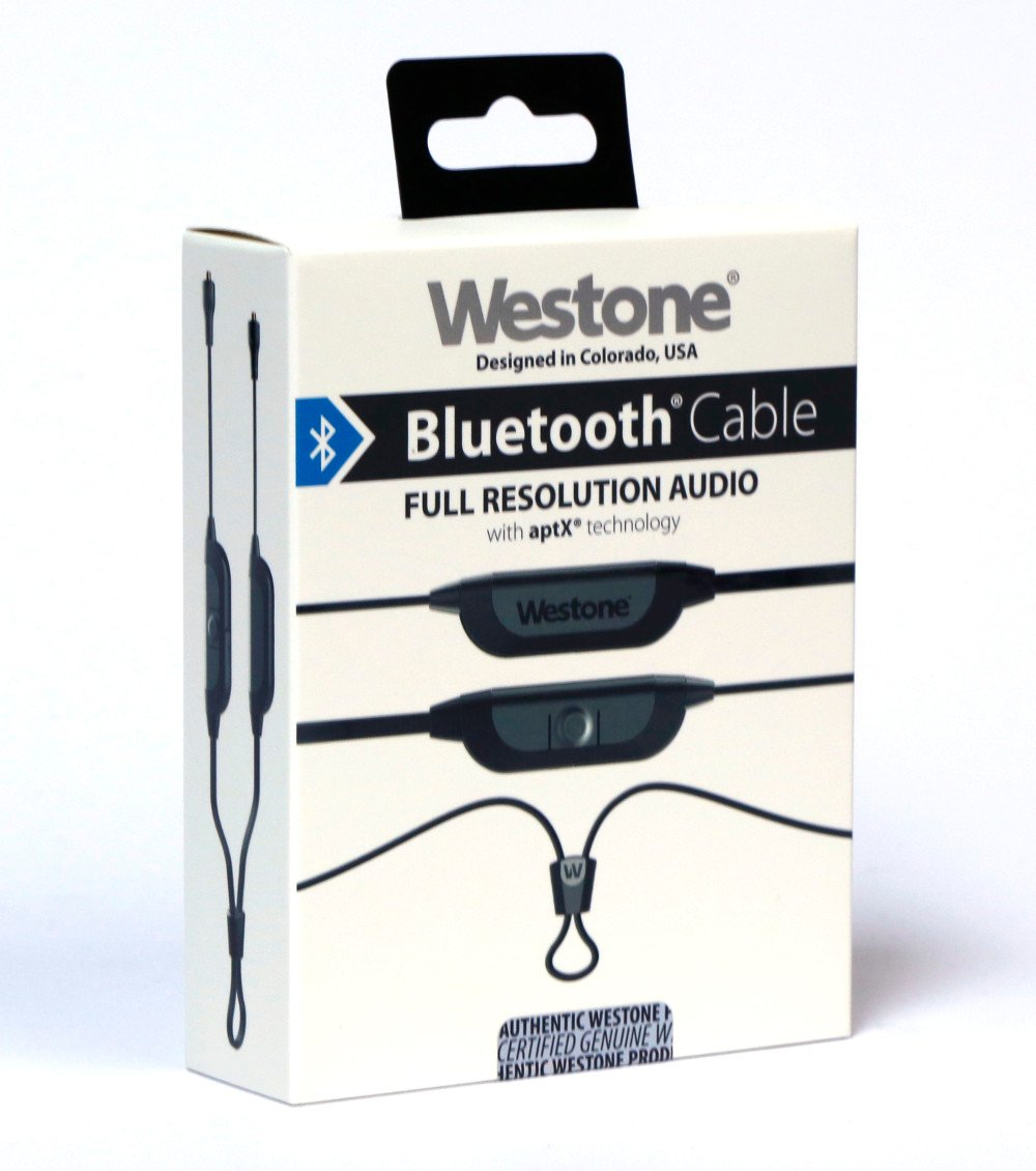 Westone Bluetooth Cable Bluetooth Cable For IEM monitors 78548
