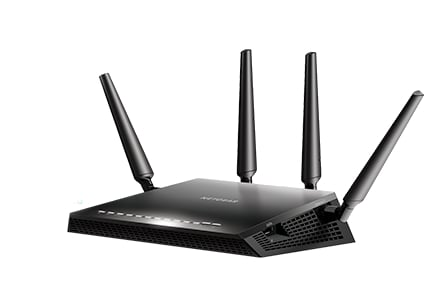 AC2600 Smart WiFi Gaming Router, 160MHz