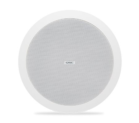 "6"" Ceiling speaker, White, Sold In Pairs"