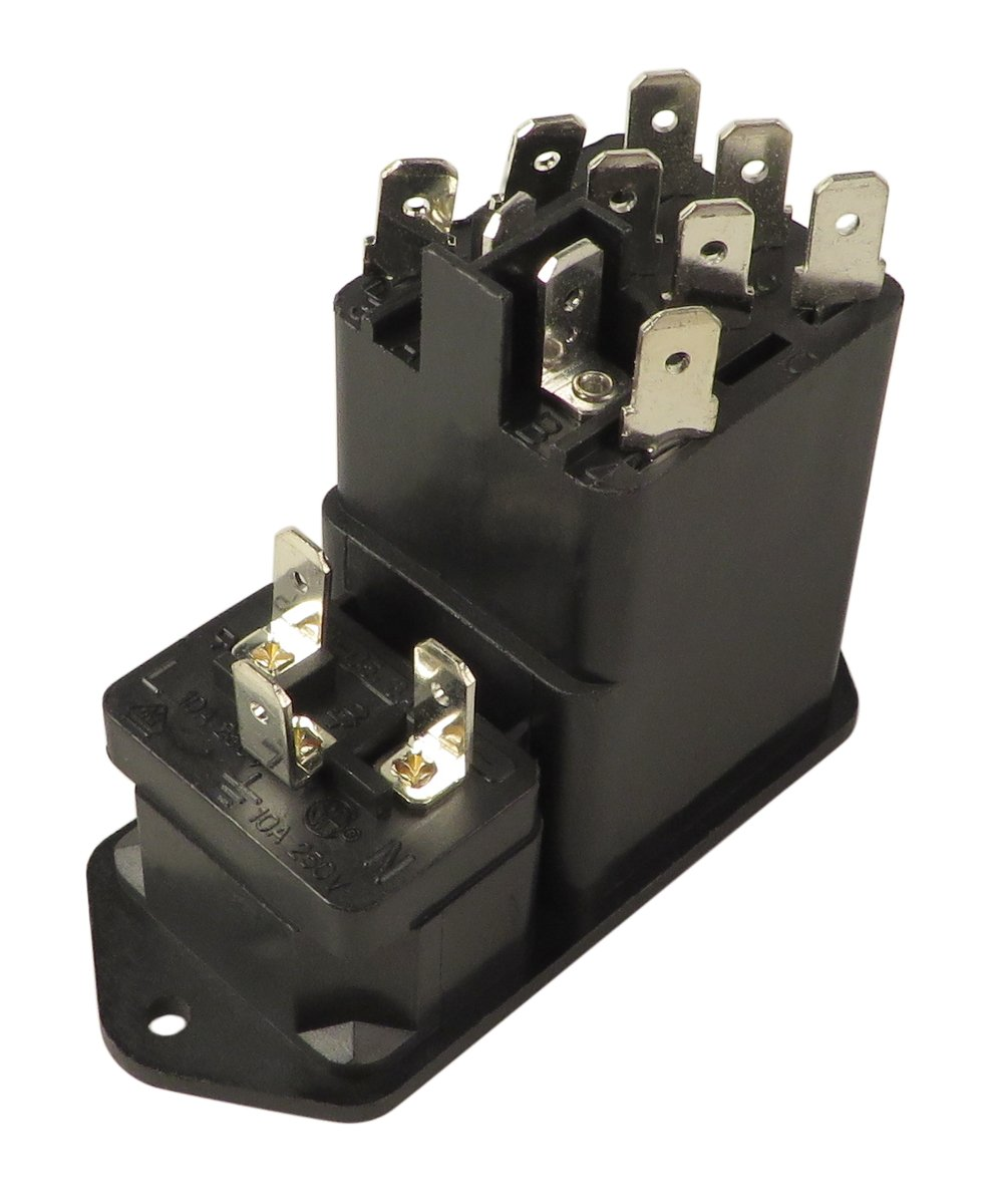 AC Inlet IEC Jack for HA3500 and HA7000