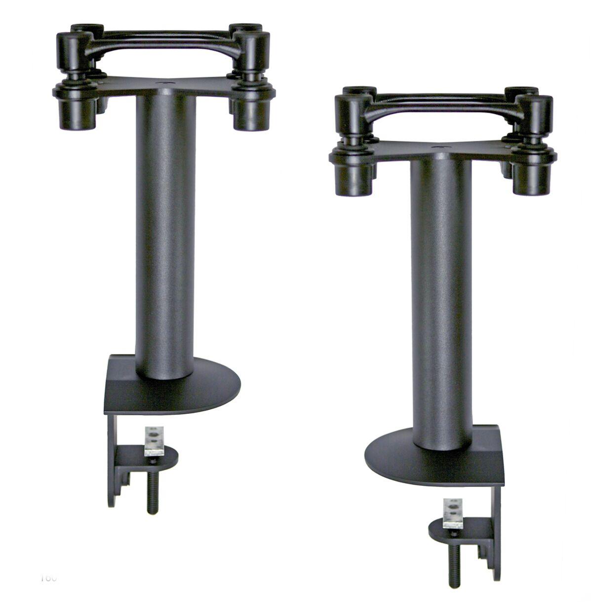 """Pair Black Speaker Mounts (11.85"""")"""