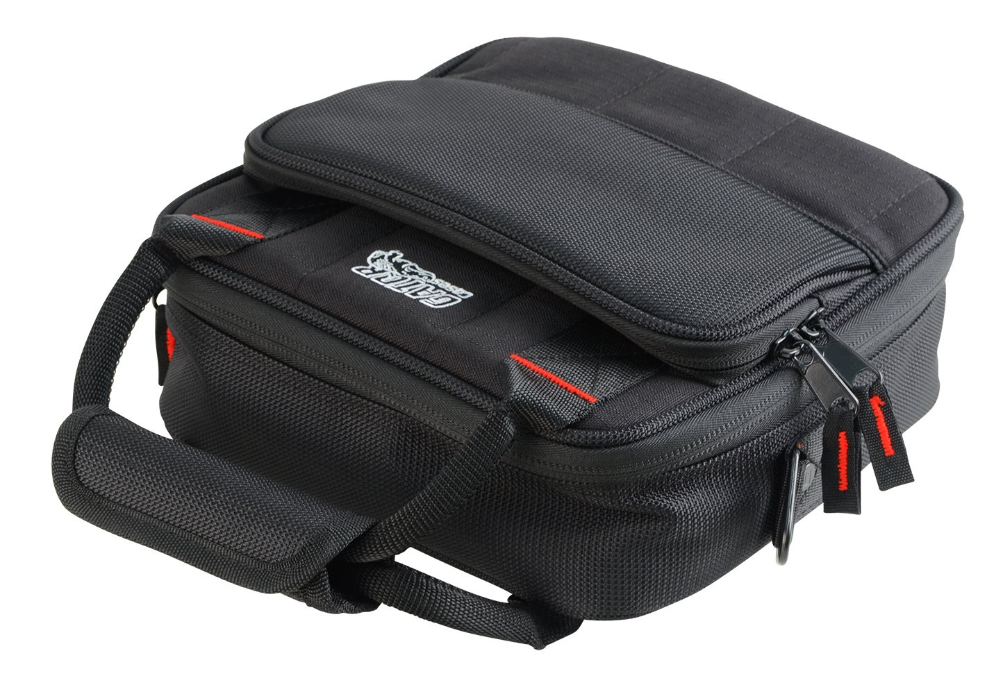 "Padded Nylon Mixer Bag, 9"" X 9"" X 2.75"""