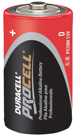 12-Pack of ProCell D Batteries