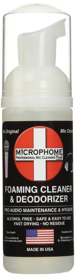of Microphone Cleaning Foam