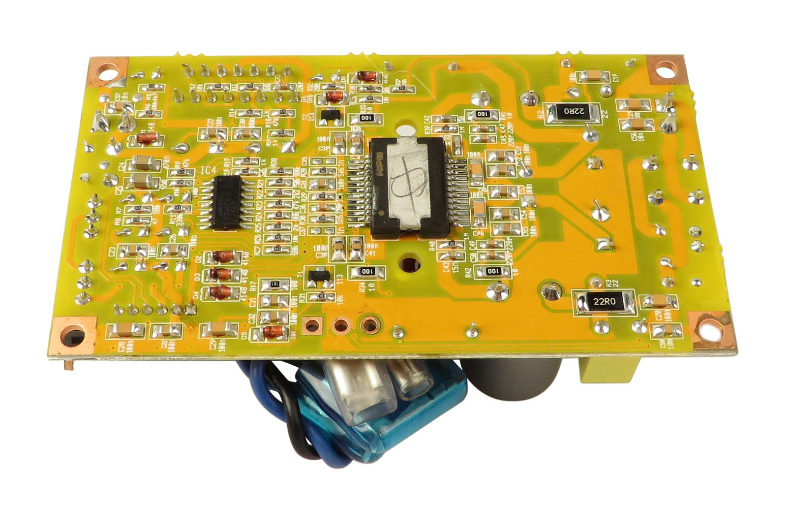 Amp Assembly for Eurolive B208D and B210D