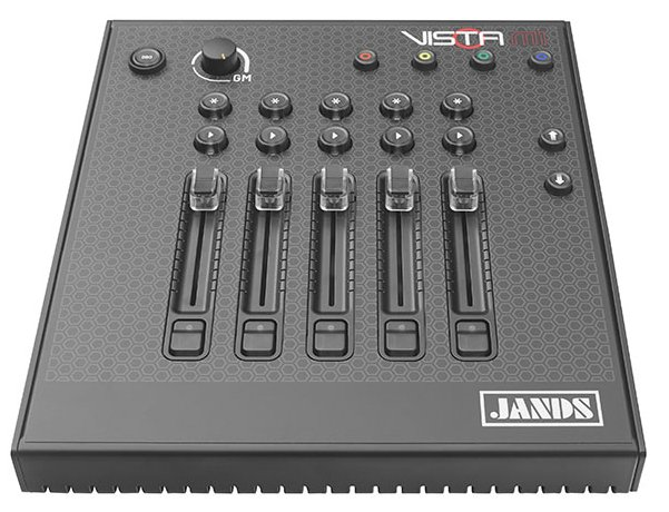 Jands Vista M1 Control Surface With 512 Channel Dongle