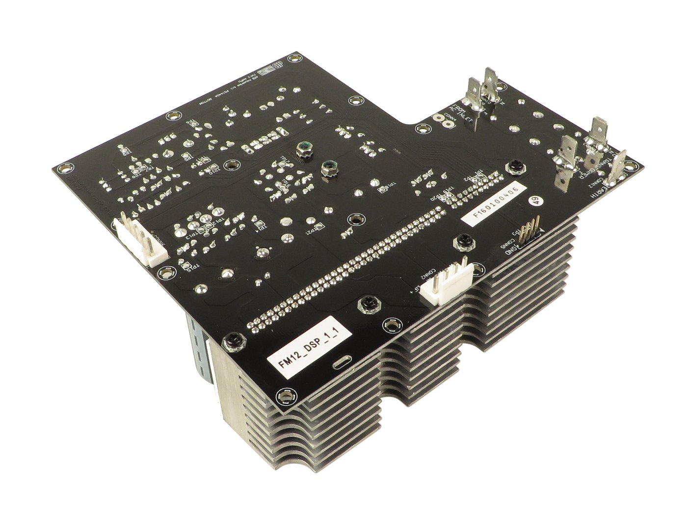 Amp PCB Assembly for FLEXSYS FM12