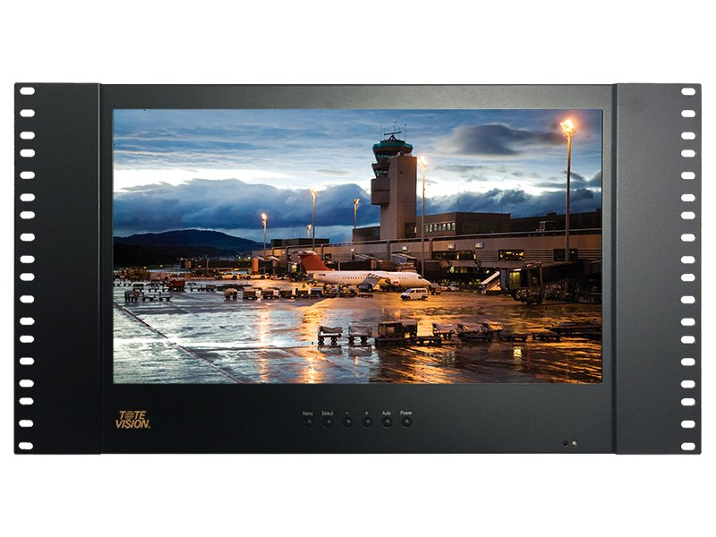 "ToteVision LED-1562HDR  15.6"" Rackmount LCD Monitor with HDMI Input LED-1562HDR"