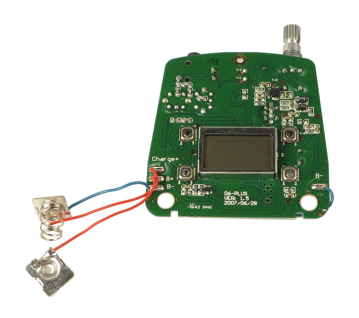 Surface Mount PCB Jack for Digital-6 Plus
