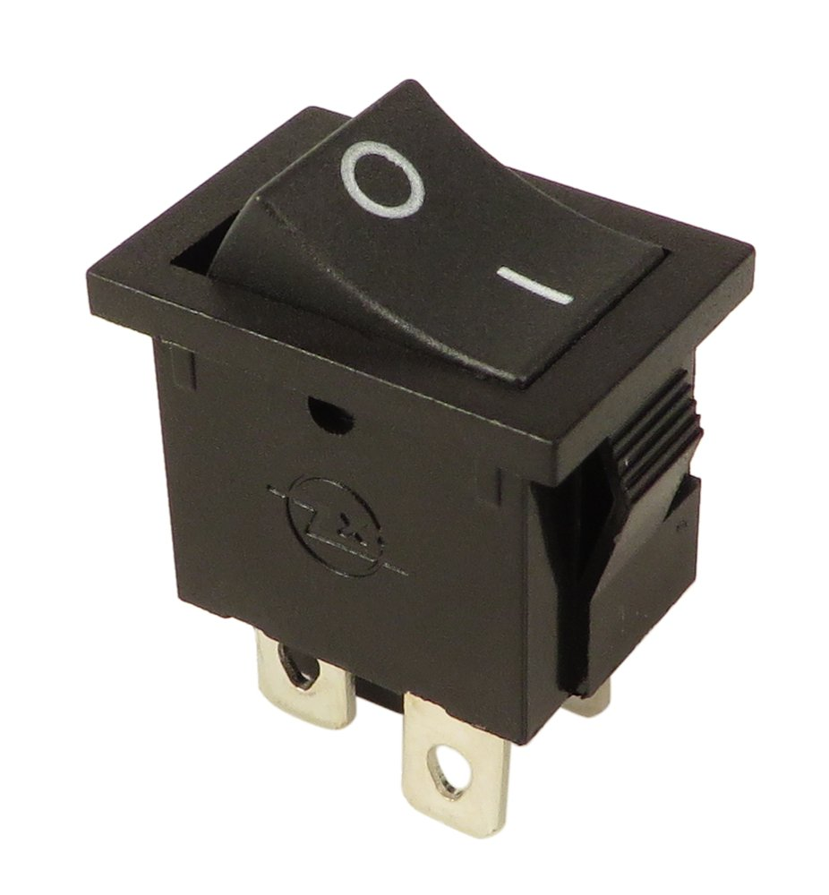 10A 125V DPST Power Switch for VLZ3