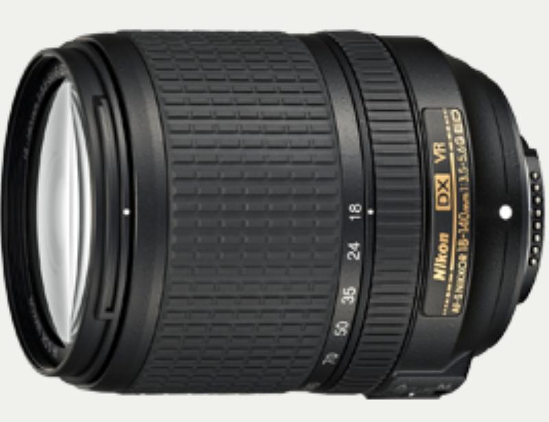 AF-S DX NIKKOR Lens