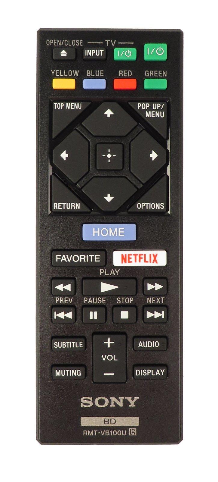 Remote for BDP-S6500