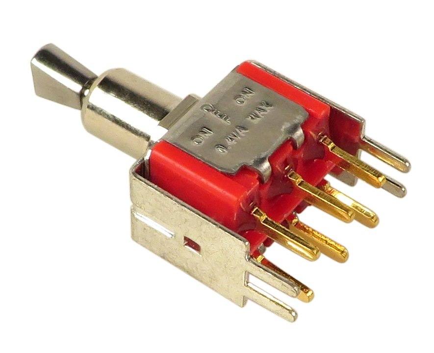 3-Way Toggle Switch for DN350B