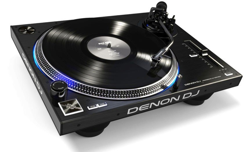 Professional High Torque Turntable
