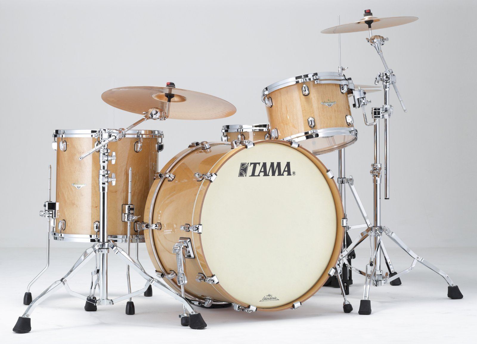 3-piece Shell Pack, Exotic Finishes
